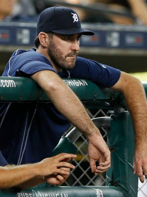 Who'll join Justin Verlander in  the Tigers rotation next season?