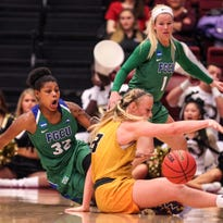 College basketball: Missouri's Sophie Cunningham goes off, but not enough to beat FGCU