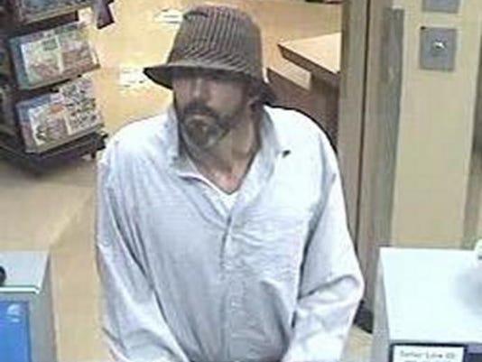Phoenix bank robber