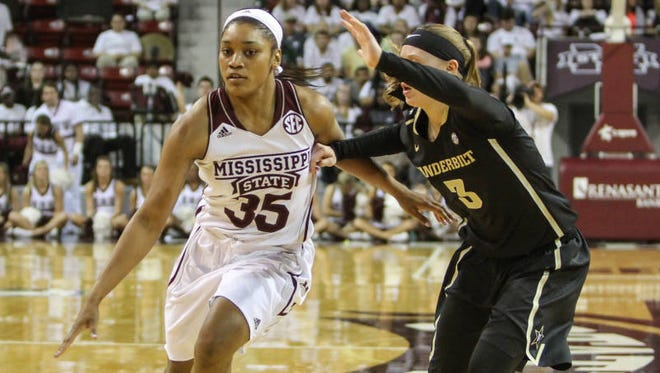 Mississippi State sophomore Victoria Vivians did not qualify for a spot on USA Basketball's roster.
