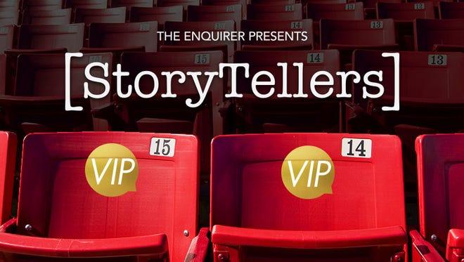 StoryTellers VIP Seat