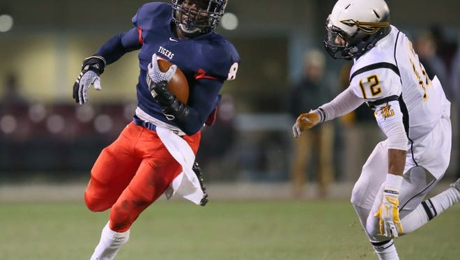 South Panola's Darrell Henderson was the inaugural Best of MS Preps Football Player of the Year.