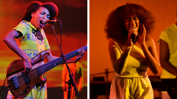 Watch Solange and Esperanza Spalding inspire 'Hope' at the