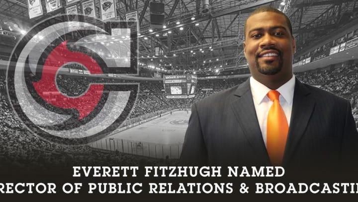 Cincinnati Cyclones announcer Everett Fitzhugh to work first NHL game for Washington Capitals