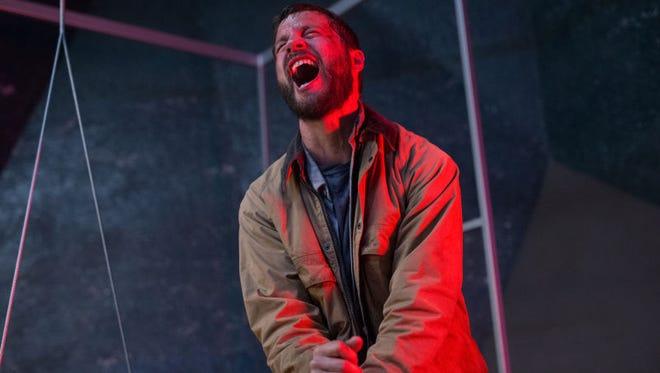 "Logan Marshall Green stars in the revenge flick ""Upgrade,"" opening Friday."