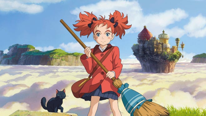 """The Japanese film """"Mary and the Witches Flower"""" is part of the Florida Animation Festival at All Saints Cinema."""