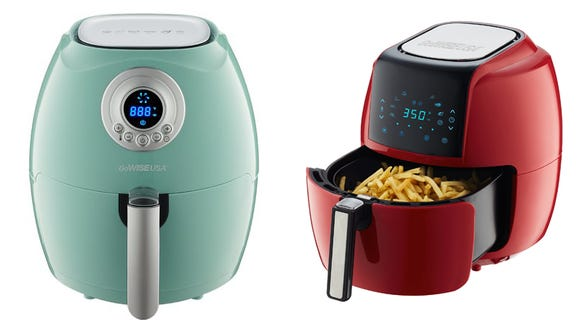 If you like fun, colorful kitchen appliances, this