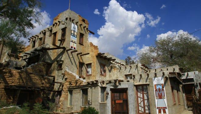Cabot's Pueblo Museum in Desert Hot Springs