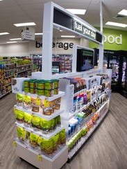 CVS is introducing healthier, grab-and-go food items