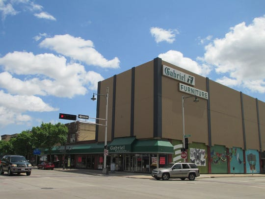 Commercial Horizons, the developer behind the mixed-use Appleton library project, is pursuing the redevelopment of the Gabriel Furniture site.