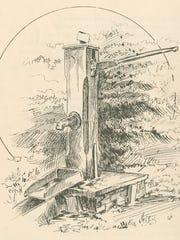 Cartoonist John T. McCutcheon made this illustration
