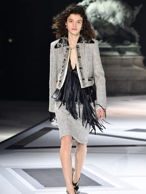 The last day of Paris Fashion Week kicked off Tuesday,
