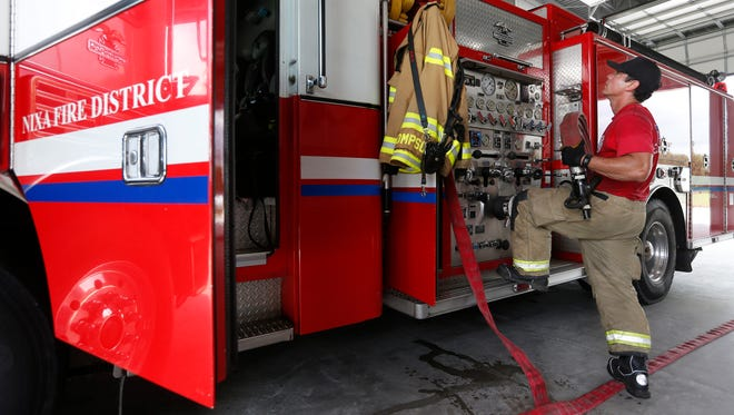 National Night Out on Tuesday is a chance to meet Nixa firefighters and other first responders.