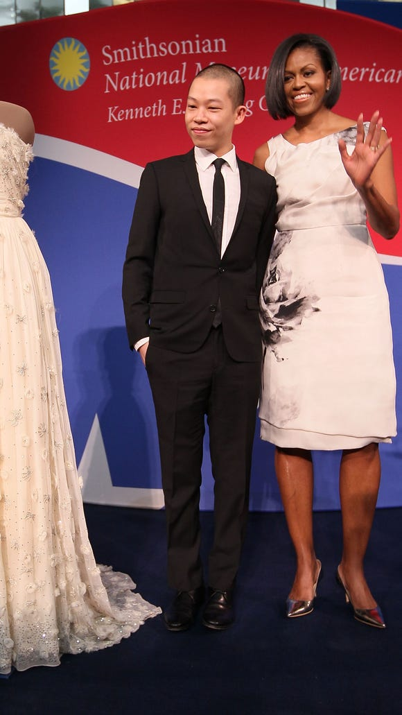 5 Designers Michelle Obama Put In The National Spotlight