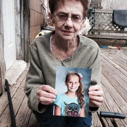 Victim's grandmother