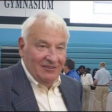 Billionaire philanthropist Tom Golisano