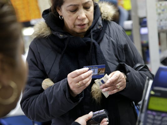 AP FASTER FOOD STAMPS A USA NJ