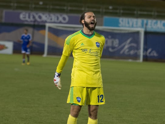 Reno 1868 FC hosts Real Monarchs SLC on Saturday.