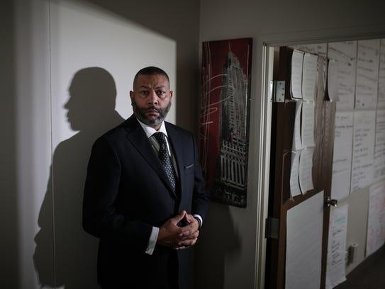 Curtis Moore, former Centria Healthcare senior sales