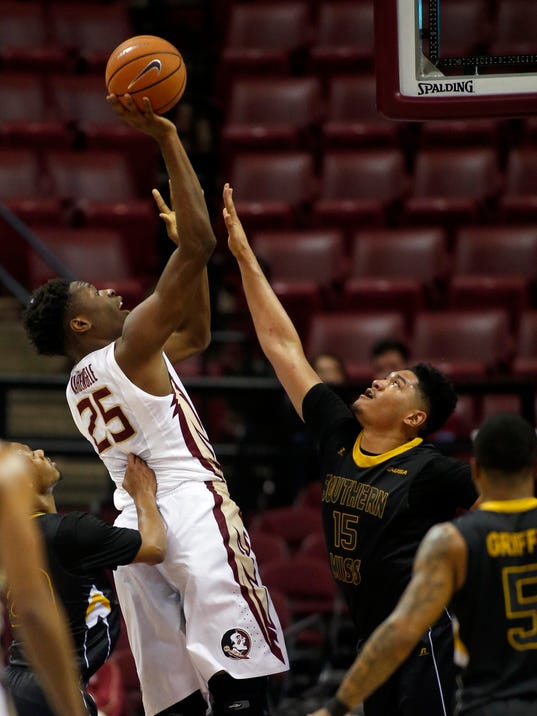 NCAA Basketball: Southern Mississippi at Florida State