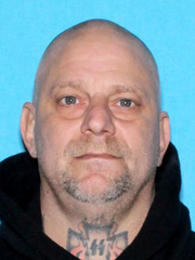 Mark Consiglio, 48, of Elsmere, has been charged with