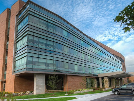 The Boldt Company has built many hospital projects in the Fox Cities, including St. Elizabeth Hospital's new bed tower.