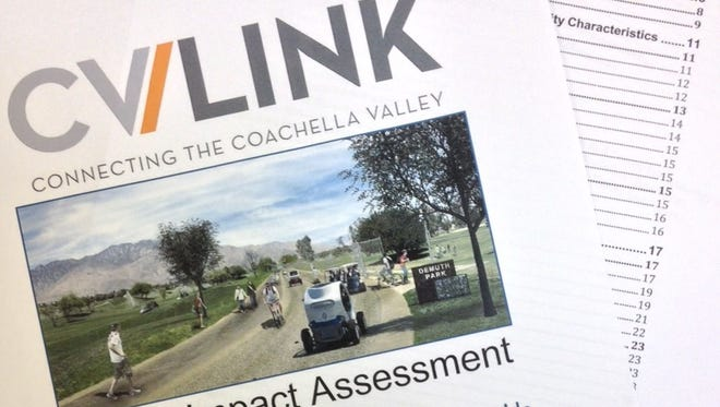 Another day, another batch of letters related to CV Link.