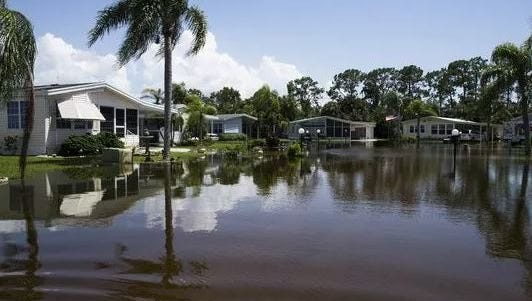 A move to is underway to align south Lee County with a different part of the South Water Management District in an effort to find solutions to problems such as the Hurricane Irma flooding in areas like Citrus Park in Bonita Springs