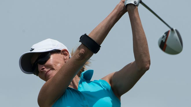 Fort Myers resident Terry-Jo Myers, who won three times on the LPGA Tour, will be playing this weekend in the Florida Women's Open and Senior Women's Open at Quail Creek Country Club in Naples.