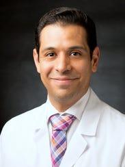 Dr. Jose Castro-Garcia, Texas Tech plastic surgeon