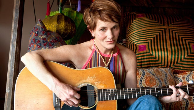 """Shawn Colvin will perform at the Rockland Bergen Music Festival this weekend. Colvin says she enjoys playing at festivals. """"Depending on the time of day or night, and the crowd, you sometimes have to put a little more energy into it,"""" she says."""
