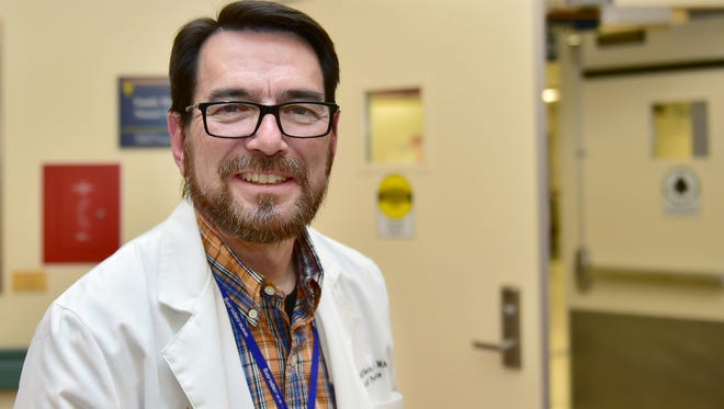 Dr. Rick Boyte, who heads pediatric palliative care at Batson Children's Hospital in Jackson, has been named the National Caregiver of the Year, given by the Schwartz Center for Compassionate Healthcare.