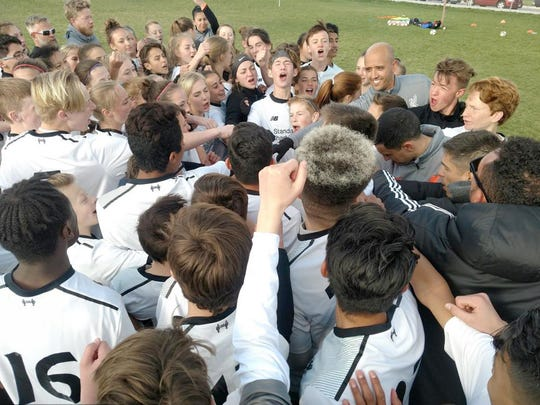 The Liverpool F.C. International Academy Utah held