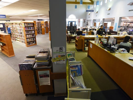 The Bossier Parish Library currently has multiple job openings.