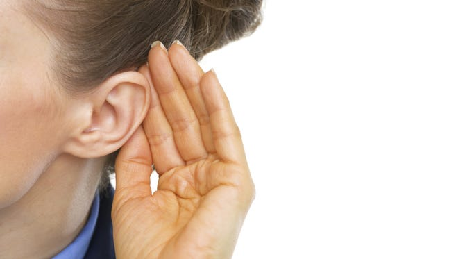 Here's how to flex our listening muscles instead of our telling and doing muscles.