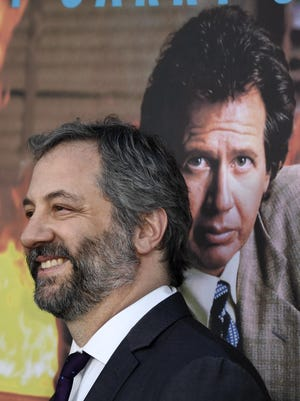 "Judd Apatow attends the Screening Of HBO's ""The Zen Diaries Of Garry Shandling"" at Avalon on March 14 in Hollywood, California."