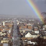 Main Street through downtown Chillicothe.
