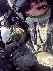 Pilots with Tennessee Army National Guard's 1/230th
