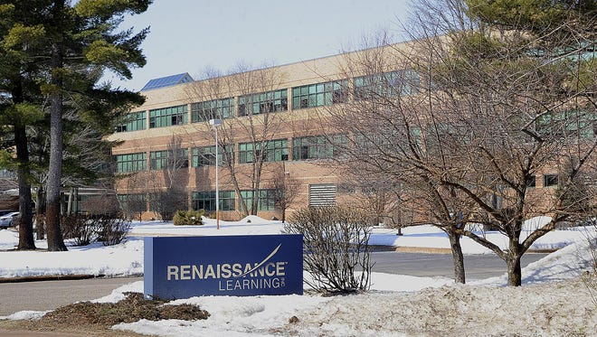 Renaissance Learning Inc.'s world headquarters in Wisconsin Rapids.
