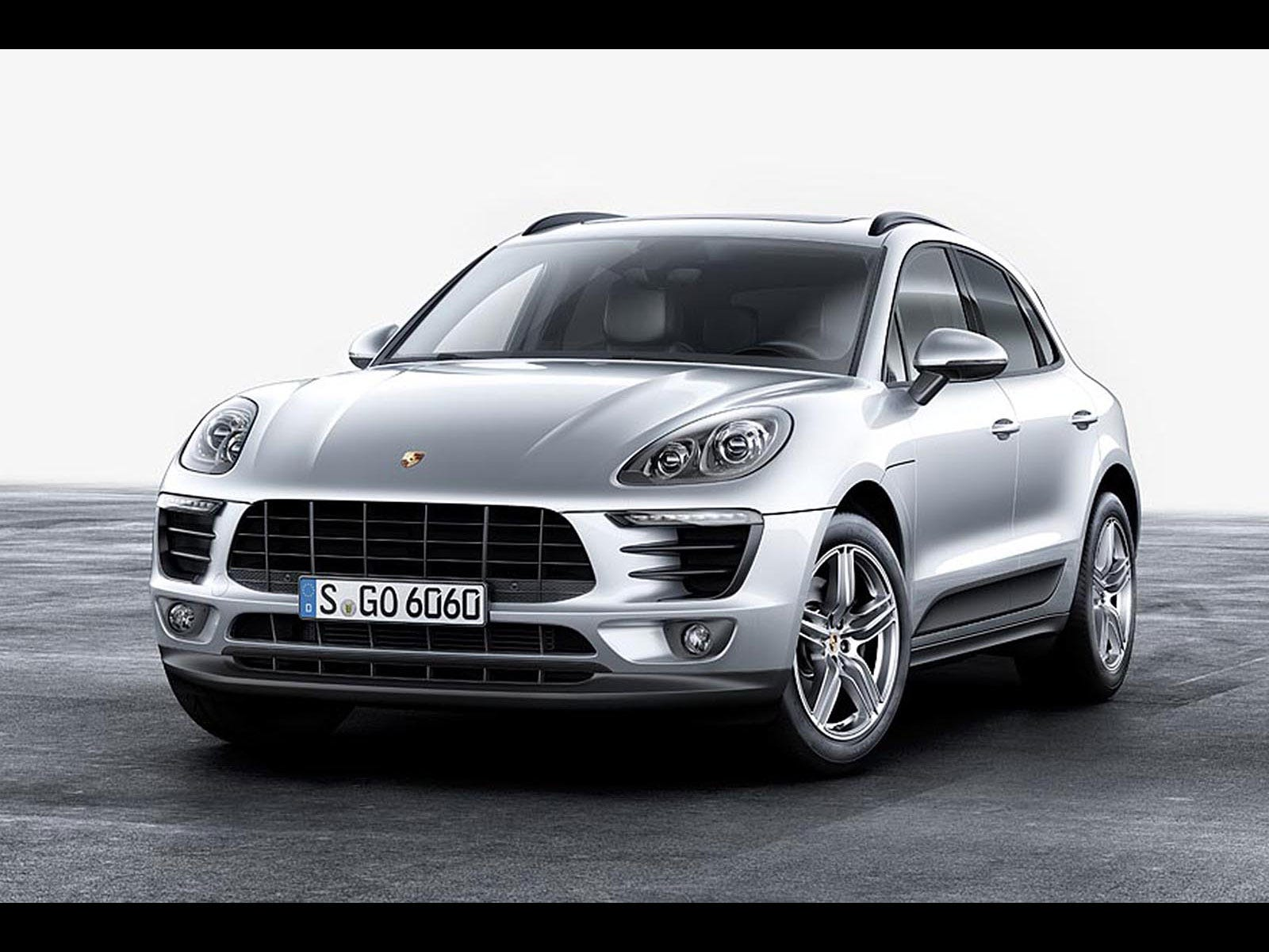 Porsche Macan SUV to be converted into electric vehicle