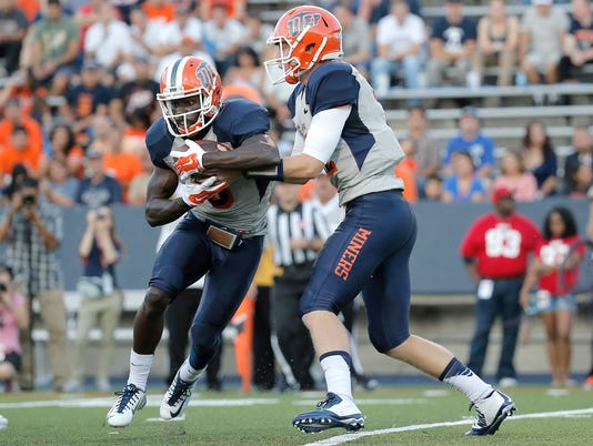 UTEP Incarnate Word University Football 5