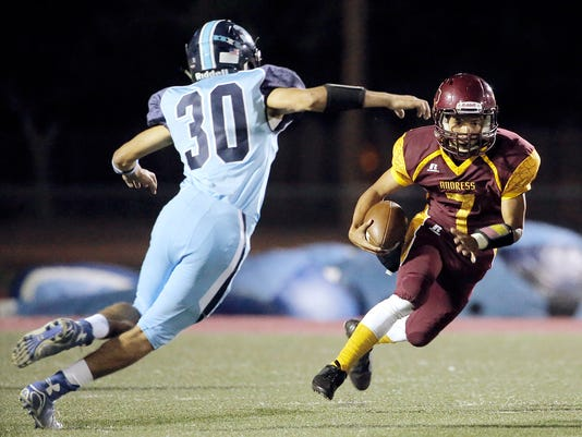 HS Football Andress 9