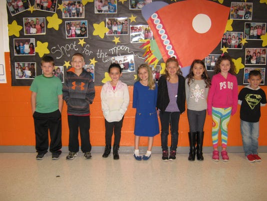 October 2nd grade Students of the Monday Janvier School