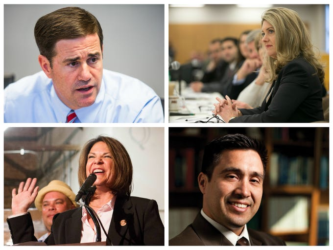 How effective will these 16 Arizonans be at bringing