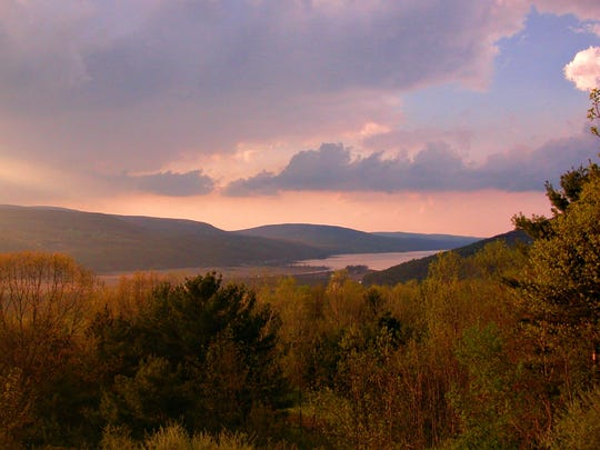Remote Finger Lakes Rentals Offer Peace And Quiet