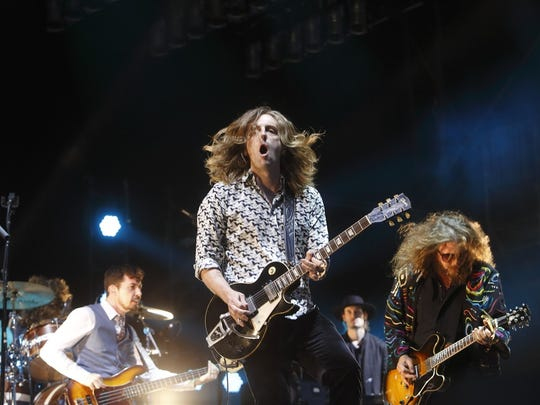 My Morning Jacket will perform on May 26 at the Farm Bureau Insurance Lawn at White River State Park.