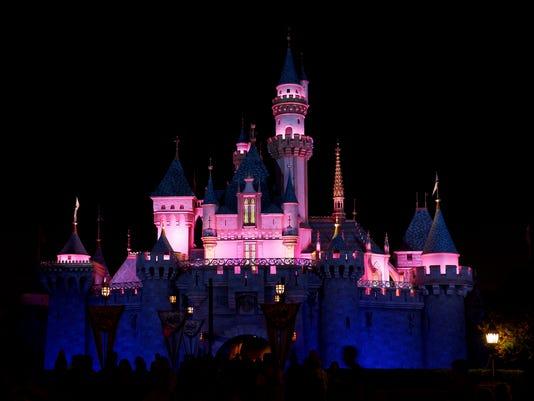 istock Disney castle