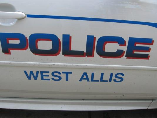 West Allis Police squad car