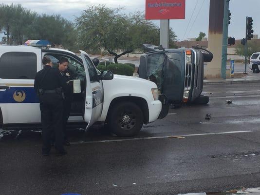 Phoenix car accident