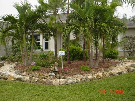 Florida Friendly yards must have a primary focus on